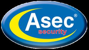 Asec Logo | Newquay Locksmiths | Deanos Locksmiths Truro