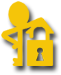 Deano Locks Logo - Locksmiths Redruth - Deanos Locksmiths Truro
